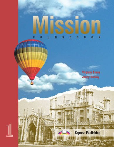 Mission: FCE 1 (9781842168035) by Virginia Evans; Jenny Dooley