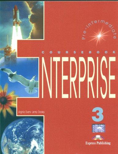 9781842168110: Enterprise: Pre-intermediate Level 3