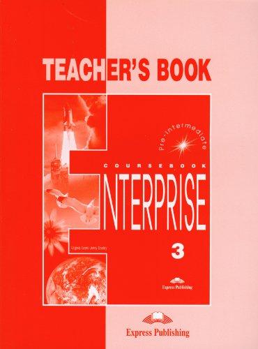 9781842168127: Enterprise: Pre-intermediate Level 3