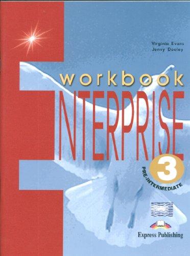 9781842168134: Enterprise: Pre-intermediate Level 3