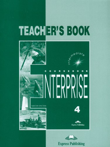 Enterprise: Intermediate Level 4 (1842168223) by Virginia Evans; Jenny Dooley