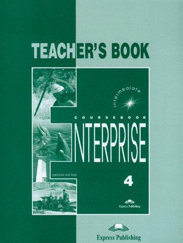 Enterprise: Intermediate Level 4 (9781842168226) by Virginia Evans; Jenny Dooley