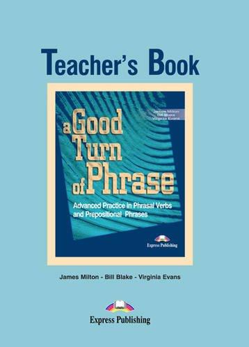 9781842168493: A Good Turn of Phrase: Teacher's Book Level 2