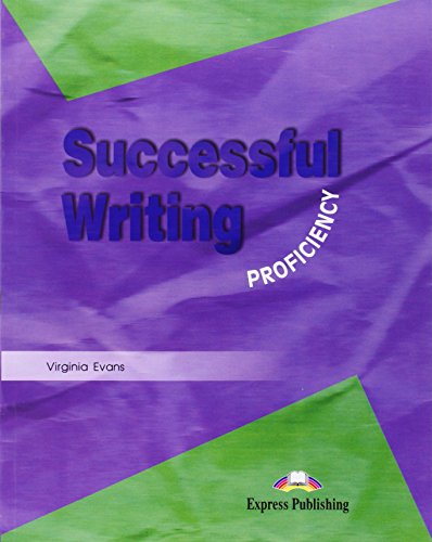Successful Writing: Student s Book Proficiency (Paperback): Virginia Evans