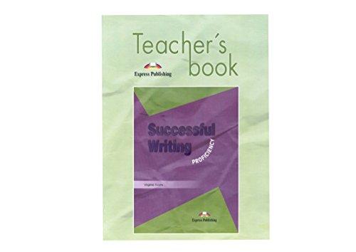 9781842168813: Successful Writing - Proficiency