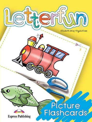 9781842169681: Letterfun - Flashcards