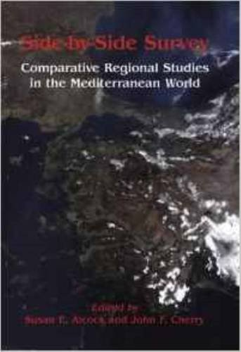 9781842170960: Side-by-Side Survey: Comparative Regional Studies in the Mediterranean World