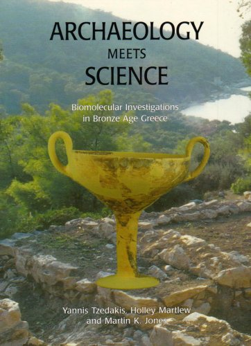 9781842172384: Archaeology Meets Science: Biomolecular Investigations in Bronze Age Greece