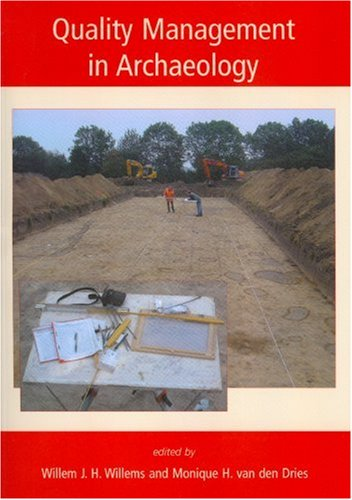 9781842172759: Quality Management in Archaeology
