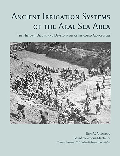 9781842173848: Ancient Irrigation Systems of the Aral Sea Area: The History, Origin, and Development of Irrigated Agriculture (American School of Prehistoric Research Monograph)