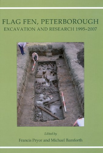 9781842174142: Flag Fen, Peterborough: Excavation and Research 1995-2007