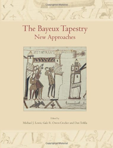 The Bayeux Tapestry: New Approaches (Hardback)
