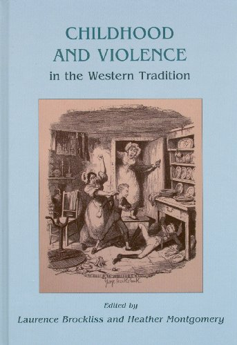 9781842179789: Childhood and Violence in the Western Tradition (Childhood in the Past Monograph)