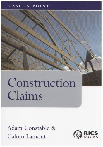 9781842193464: Construction Claims