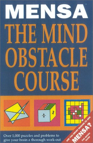 9781842221488: Mensa Mind Obstacle Course
