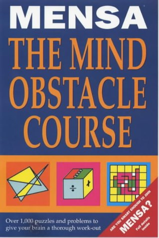 9781842221884: Mensa Mind Obstacle Course: The Ultimate Endurance Test for Your Brain