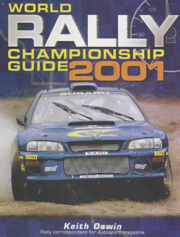 9781842221907: World Rally Championship Guide 2001