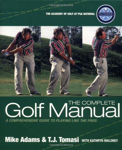 9781842222546: National Complete Golf Manu
