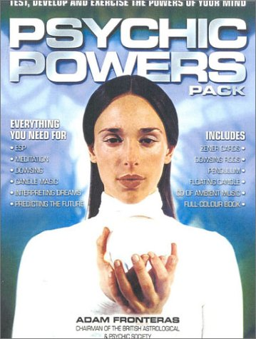 9781842222614: Psychic Powers Pack