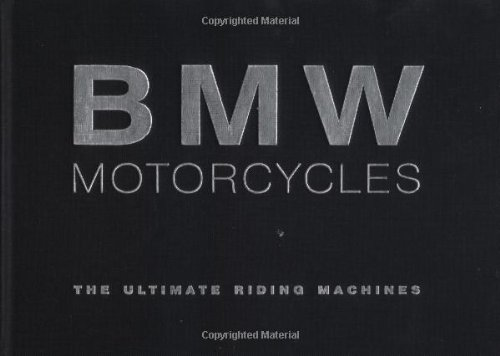 9781842222737: BMW Motorcycles: The Ultimate Riding Machines