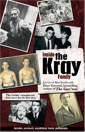 9781842223505: Inside the Kray Family: The Twins' Cousins Tell Their Story for the First Time