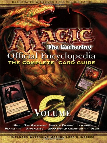 9781842223895: Magic - the Gathering: Official Encyclopedia Vol 6