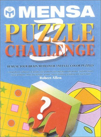 9781842223994: Mensa Puzzle Challenge 3
