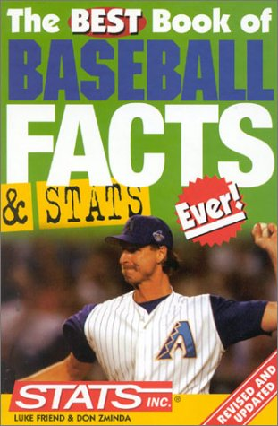 9781842224359: The Best Book of Baseball Facts & STATS