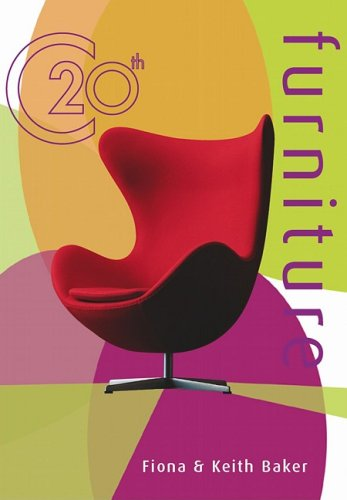 C20th Furniture: Baker, Keith,Baker, Fiona