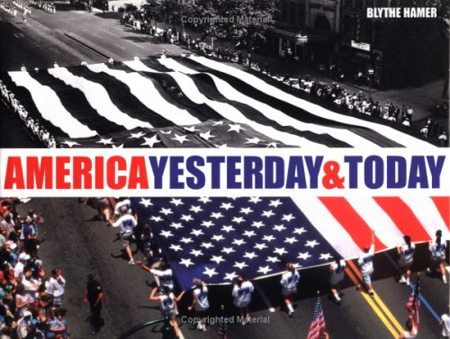 9781842225776: America Yesterday & Today