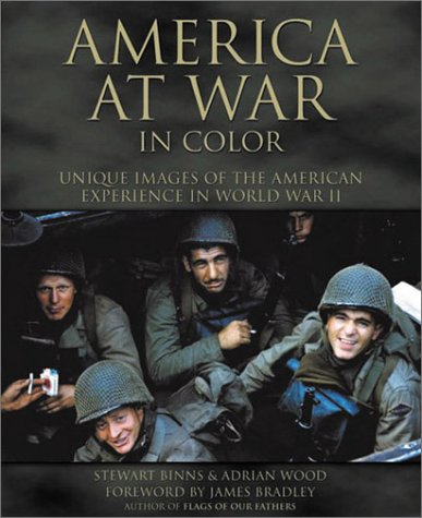 9781842225936: America at War in Color: Unique Images of the American Experience in World War II