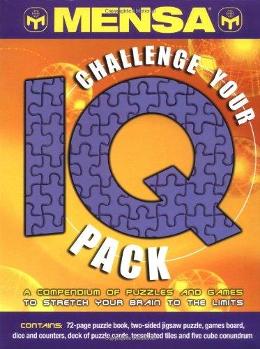 9781842226339: Mensa Challenge Your Iq Pack