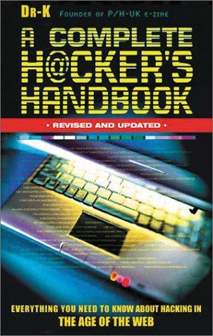 9781842227244: Complete Hackers Handbook PB