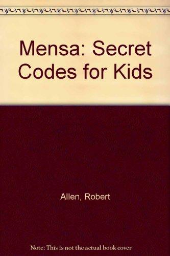 9781842227671: Mensa: Secret Codes for Kids