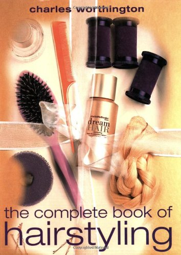9781842228401: The Complete Book of Hair Styling
