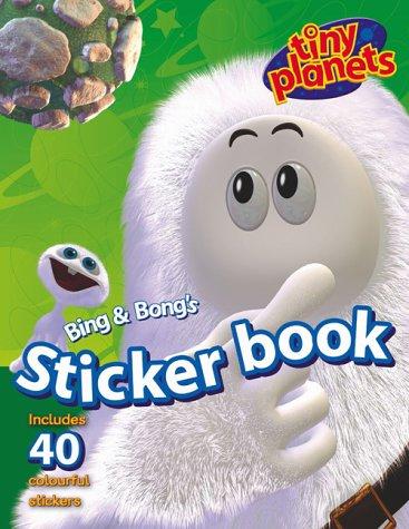 9781842228753: Bing & Bong's Sticker Book (Tiny Planets)