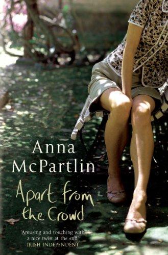 APART FROM THE CROWD: McPartlin, Anna