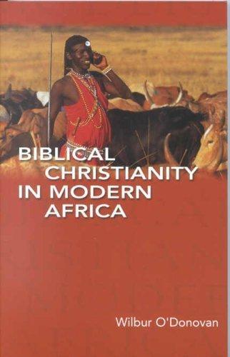 9781842270196: Biblical Christianity in Modern Africa