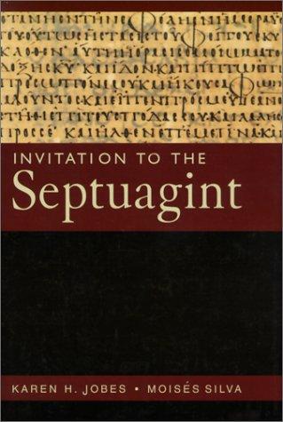 9781842270615: Invitation to the Septuagint