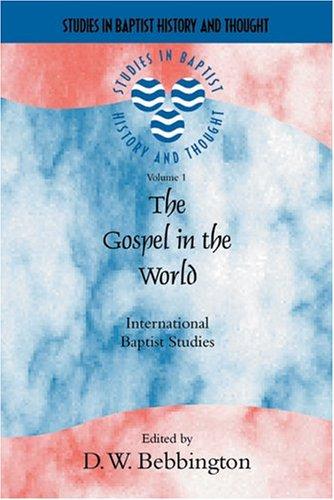 Gospel in the World International Baptist Studies
