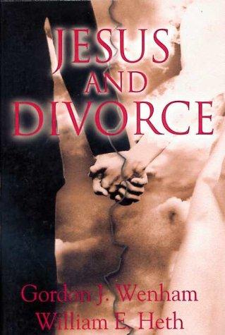 9781842271315: Jesus and Divorce