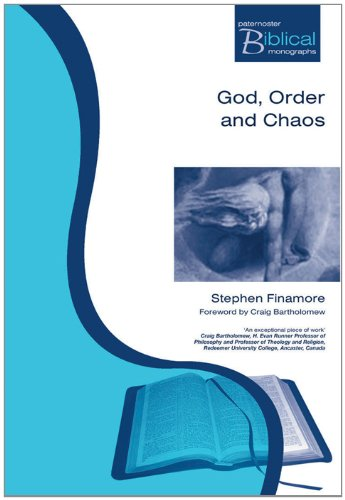 9781842271971: God, Order and Chaos / P.B.M.: Ren Girard and the Apocalypse (Paternoster Biblical & Theological Monographs)