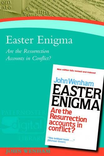 9781842273135: Easter Enigma: Are the Resurrection Accounts in Conflict? (Paternoster Digital Library)