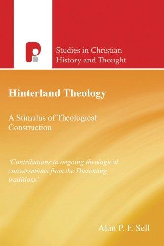 Hinterland Theology A Stimulus to Theological Consruction