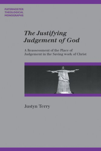 9781842273708: The Justifying Judgement of God (Paternoster Theological Monographs)