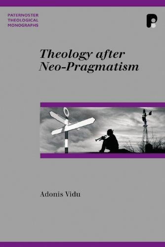 Theology After Neo-Pragmatism