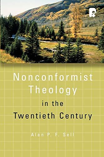 Nonconformist Theology in the Twentieth