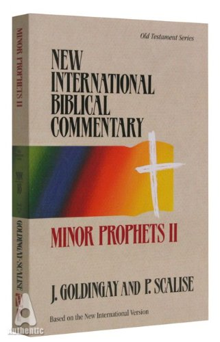 9781842276655: NIBC MINOR PROPHETS II (New International Biblical Commentary Old Testament)