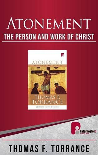 9781842276686: Atonement: The Person and Work of Christ