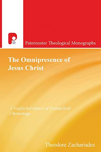 9781842278499: The Omnipresence Of Jesus Christ (Paternoster Theological Monographs)